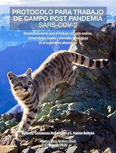 Protocolo AGA Trabajo campo post pandemia SARS CoV 2